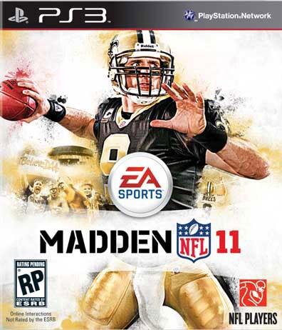 PS3 - Madden NFL 11