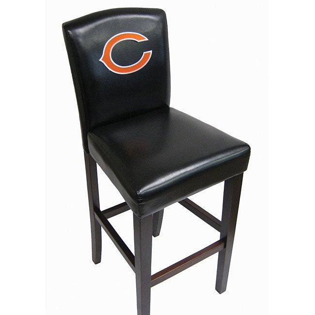 Nfl Chicago Bears Bar Stools Set Of 2 Free Shipping