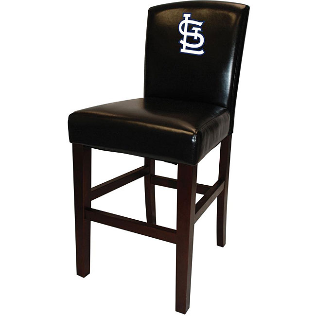 MLB St Louis Cardinals Bar Stools Set of 2 Free  : L12720288 from www.overstock.com size 650 x 650 jpeg 31kB