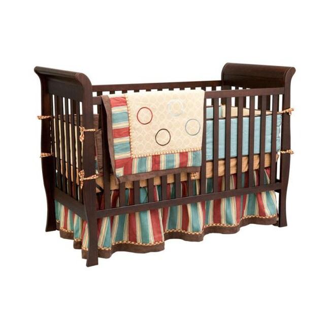 Charleston 3 In 1 Sleigh Crib Free Shipping Today