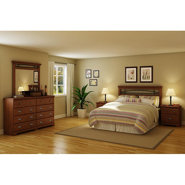 Melrose 5 Piece Bedroom Furniture Set Free Shipping Today 4844440