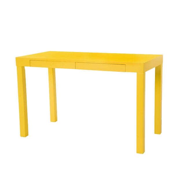Student Desk Yellow Free Shipping Today Overstock Com