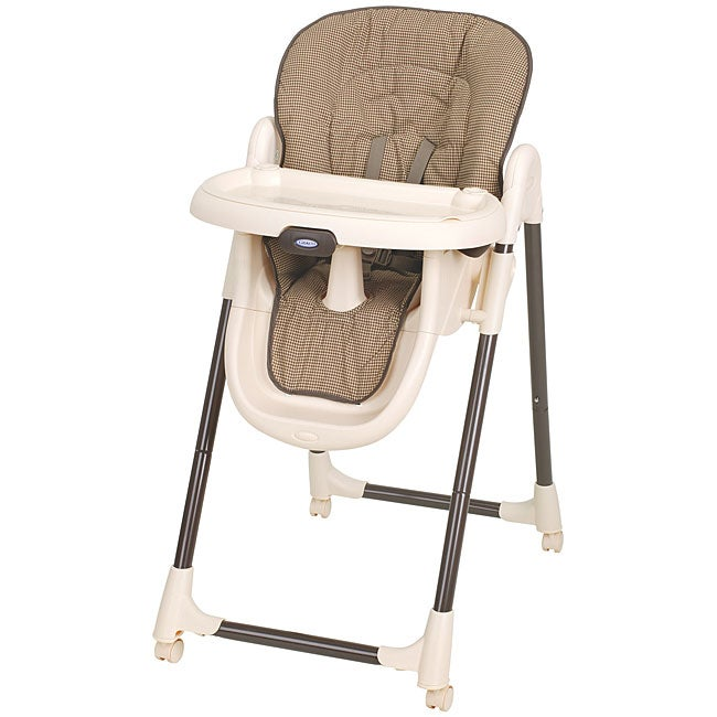 Shop Graco Meal Time High Chair in G Galore - Free Shipping Today - Overstock - 4847247  sc 1 st  Overstock.com & Shop Graco Meal Time High Chair in G Galore - Free Shipping Today ...