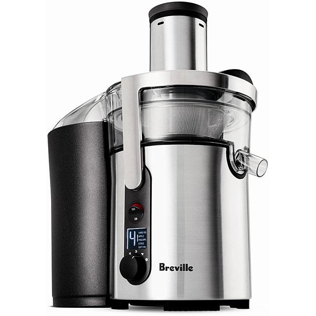 Shop Breville Bje510xl Ikon 900 Watt Variable Speed Juice