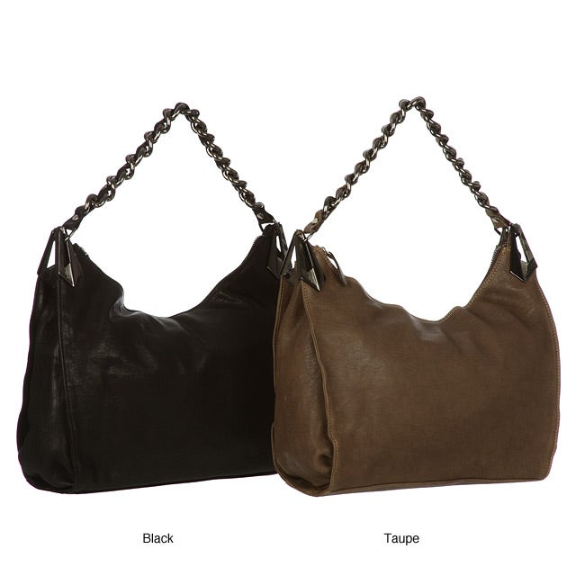 Marco Buggiani Italian Designer Leather Shoulder Bag