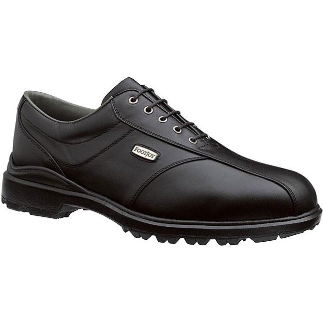 Shop FootJoy Men s DryJoy Spikeless Teaching Shoes - Free Shipping Today -  Overstock - 4852101 f863907cbe2