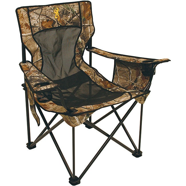 Browning C&ing Kodiak Chair  sc 1 st  Overstock & Shop Browning Camping Kodiak Chair - Free Shipping Today - Overstock ...