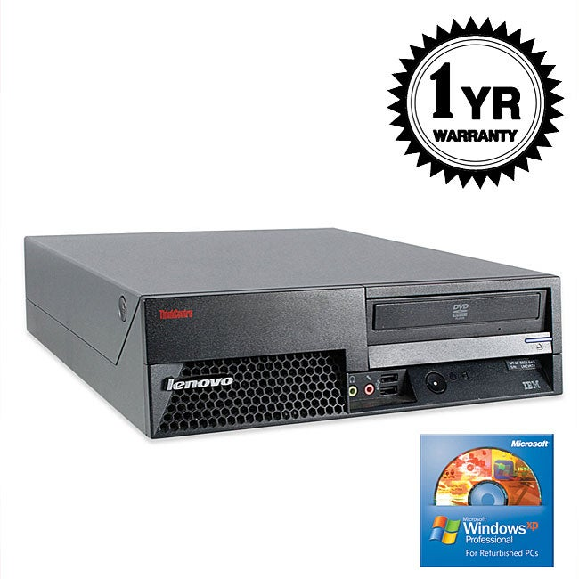 IBM 8808 Pentium D 3.4GHz 80GB XP Desktop Computer (Refurbished)
