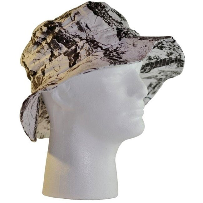 Shop Snow Camo Boonie Hat (Small) - Free Shipping On Orders Over  45 ... 50154b2a676