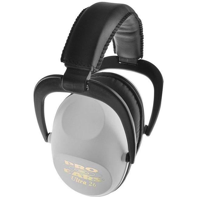Pro Ears Pro 300 NRR 26 White Ear Muffs