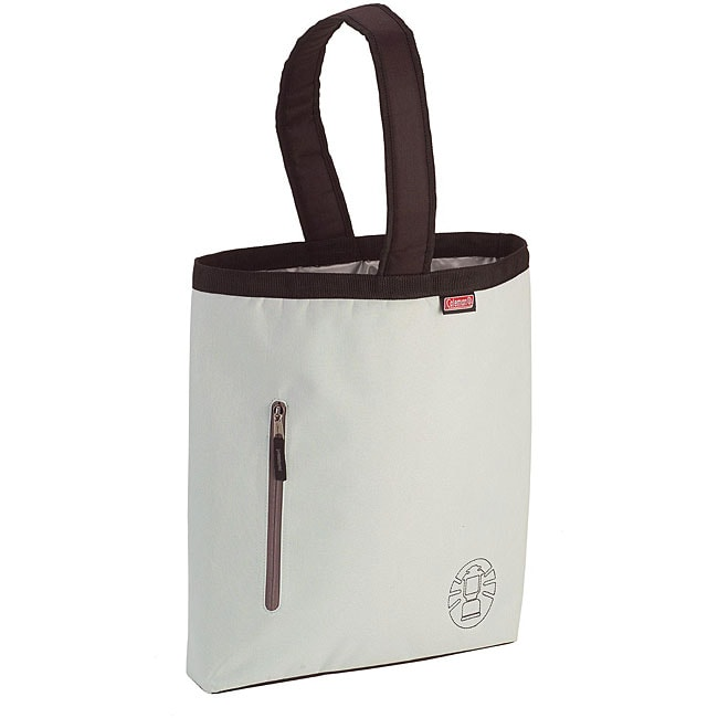 Coleman Stylish Insulated Soft Cooler Tote with Large Front Pocket