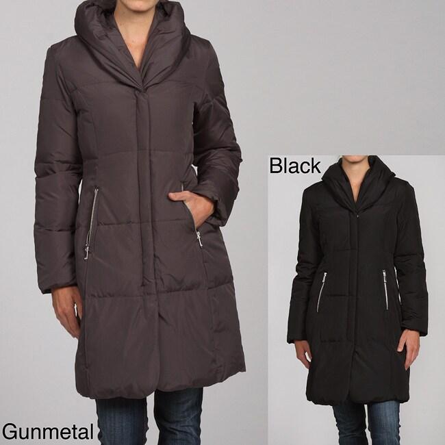 Michael Michael Kors Women S 3 4 Length Down Coat Free
