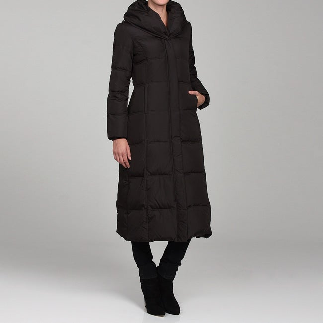MICHAEL Michael Kors Women's Down-insulated Long Coat