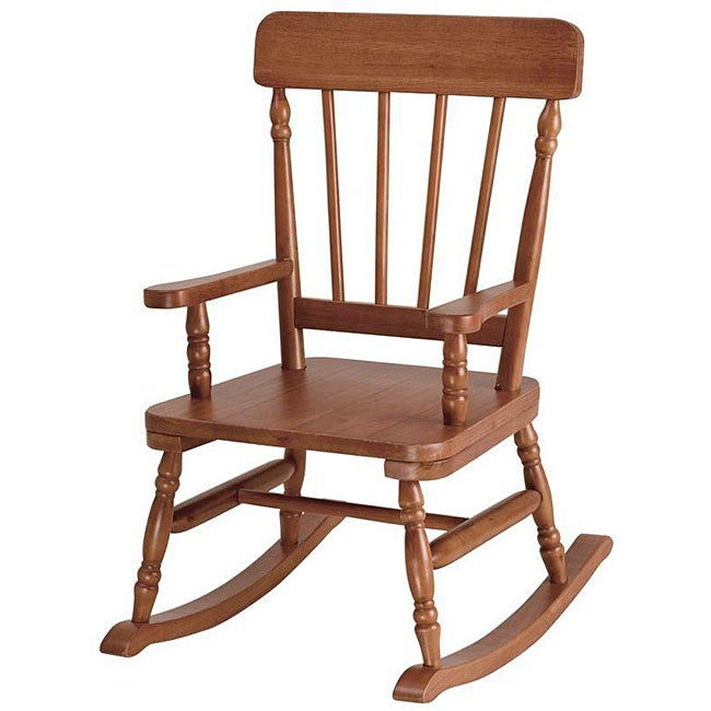 Wonderful Simply Classic Maple Rocking Chair