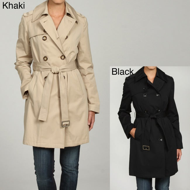 MICHAEL Michael Kors Double-breasted Trench Coat