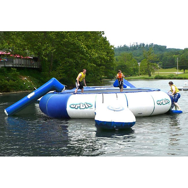Aviva 20-foot Orbit Floating Trampoline