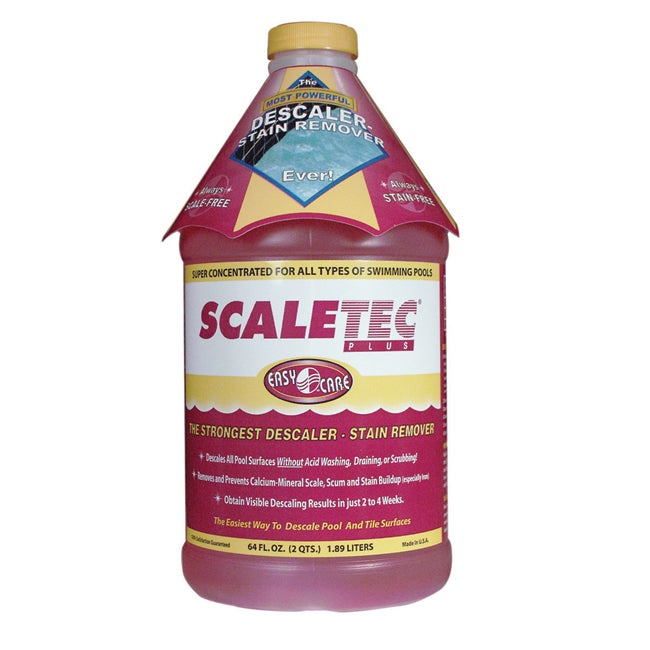 Scaletec Plus Pool Surface and Tile Descaler Plus Stain Remover