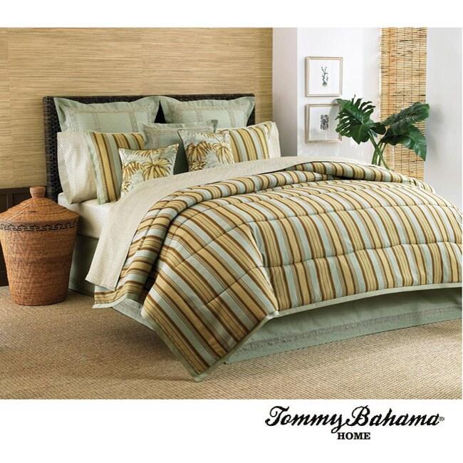 Tommy Bahama Marsh Harbour 4-piece Comforter Set