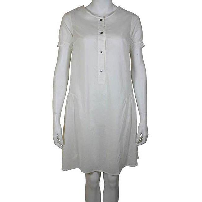 Cheap Monday Women's Cream Dress