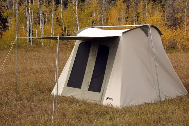 Kodiak Canvas 6 Person Flex Bow Canvas Tent Free