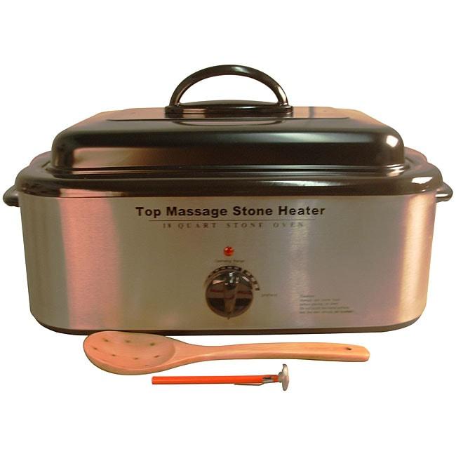 Top Massage Large Professional Hot Stone 18 quart Heater