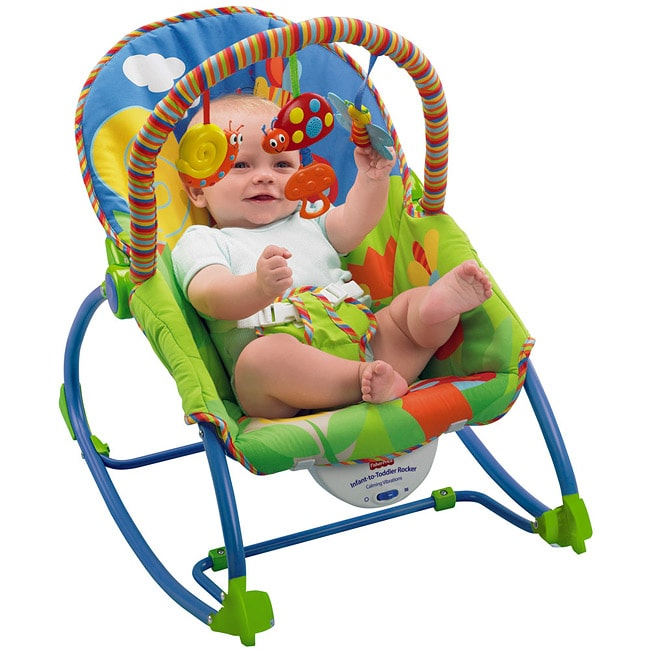 Fisher-Price Infant-to-Toddler Rocker Chair