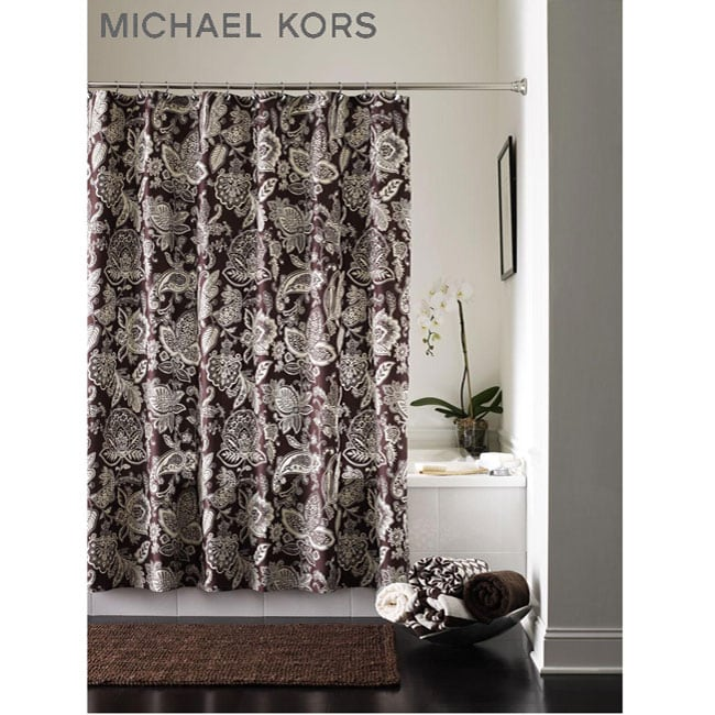 Michael Kors Taos Shower Curtain Free Shipping On Orders