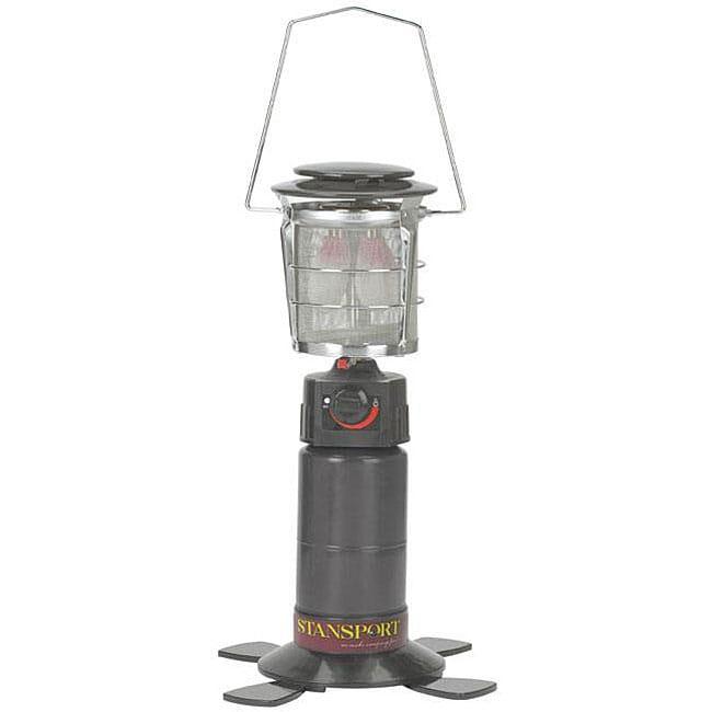 Stansport 4-mantle Piezo Starter Propane Lantern