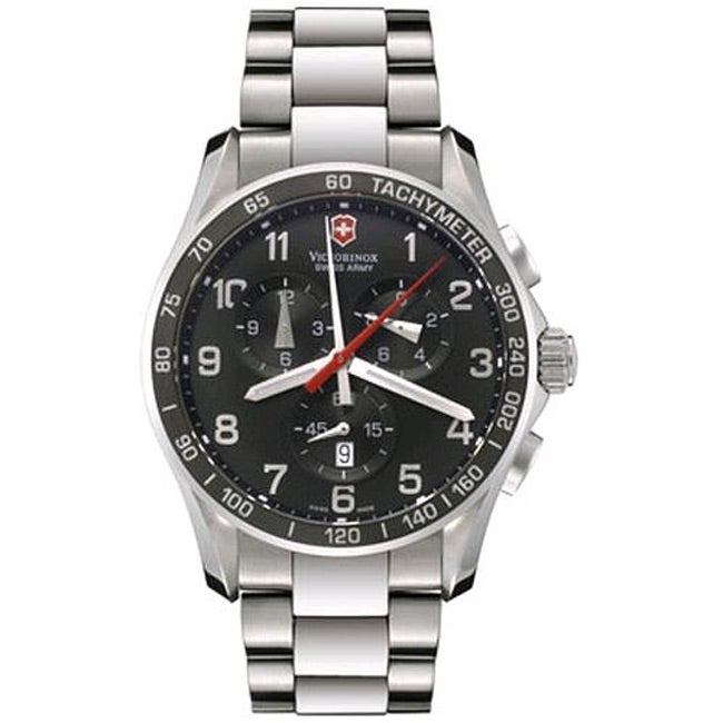 Swiss Army Men's Chrono Classic XLS Titanium Watch