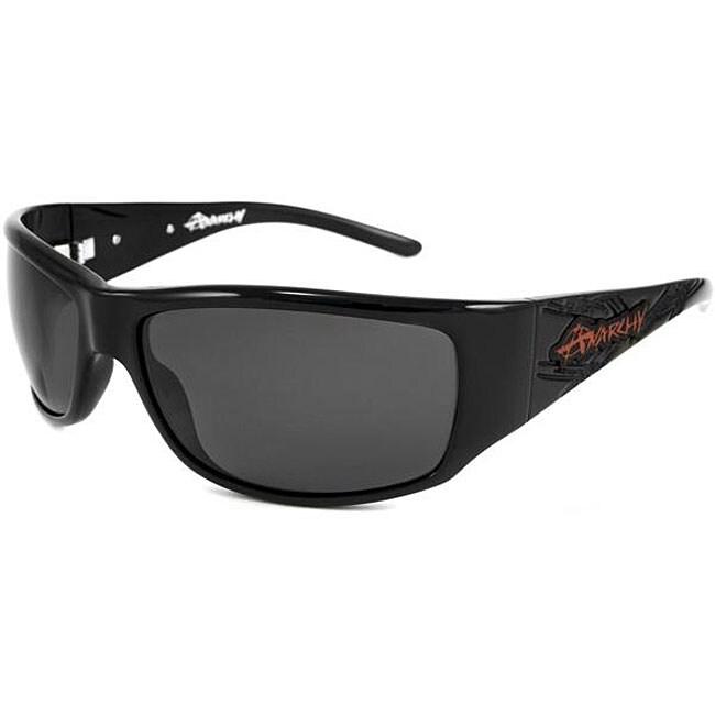 Anarchy Men's 'Scathe' Sport Sunglasses