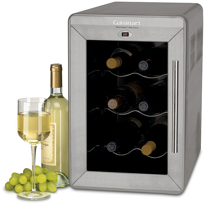 Cuisinart Wbc 1200 Private Reserve 6 Bottle Wine Cellar
