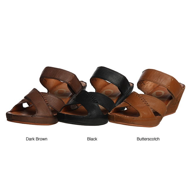 37241d9a17ce3 Shop OTBT Women s  Richmond  Wedge Sandals - Free Shipping On Orders Over   45 - Overstock.com - 5075242