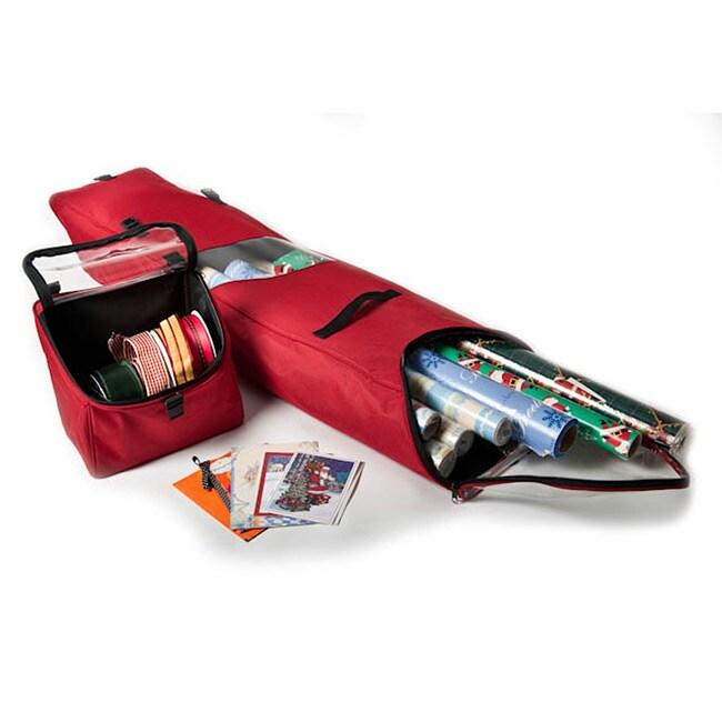 Santa's Bags Door Hanger Present Wrap Storage Bag (SB-101...