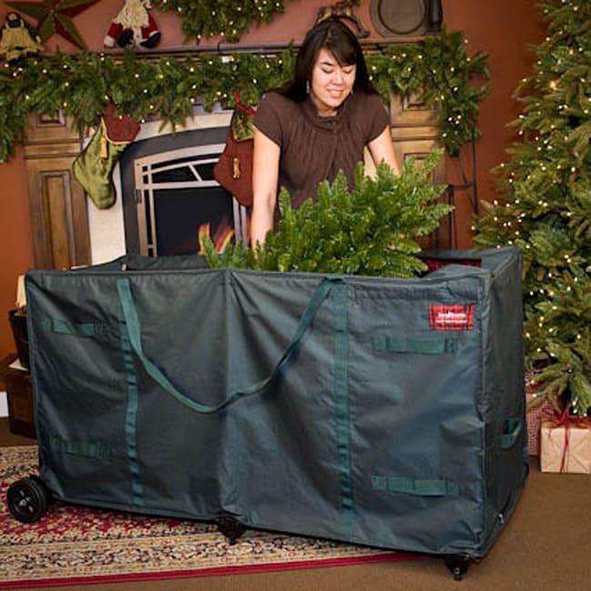 Treekeeper Greenskeeper Large 9 To 12 Foot Holiday Tree Storage Bag