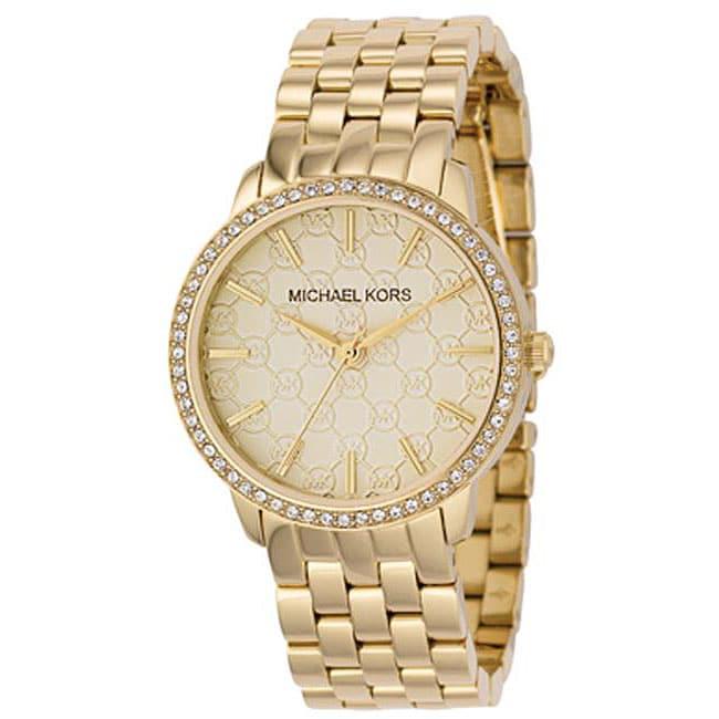 Michael Kors Women's MK3120 Glitz Watch
