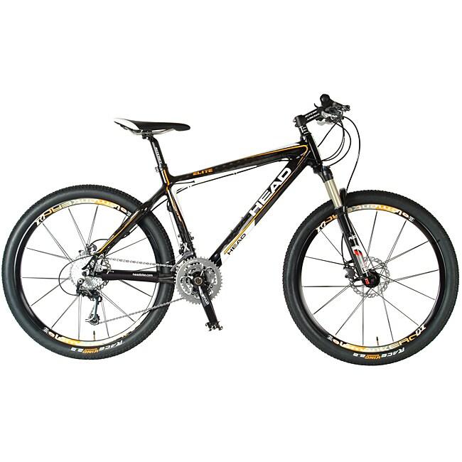 Head Elite 27-speed Mountain Bike