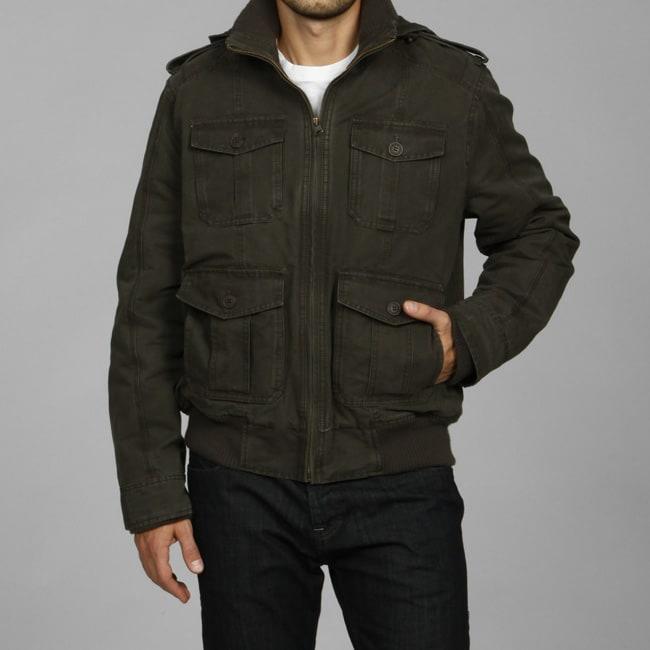 Levi's Men's Hooded Field Jacket