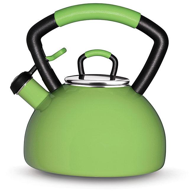 KitchenAid Green Apple Whistling 2.25-quart Tea Kettle