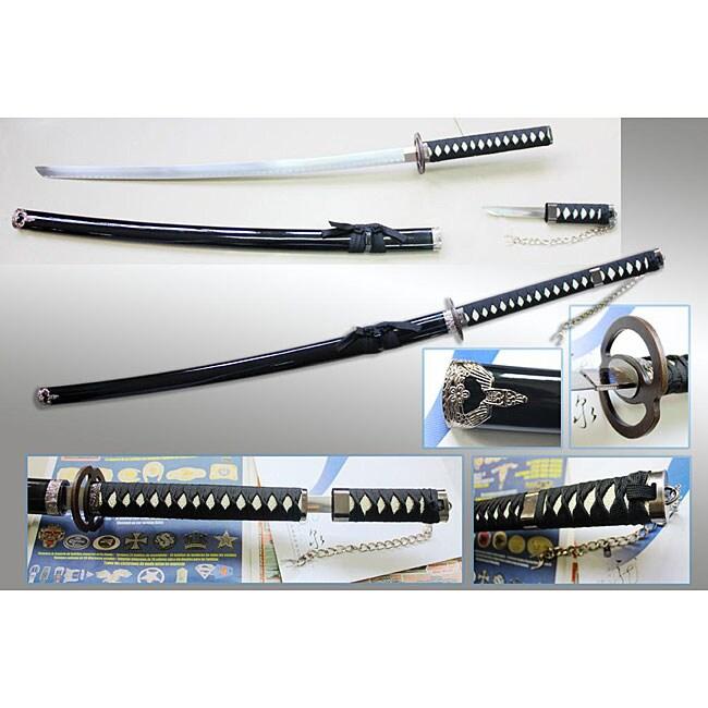 Rurouni 42-inch Katana Sword with 10-inch Dagger