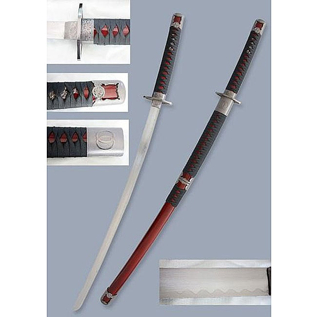 41-inch Double Blade Samurai Sword