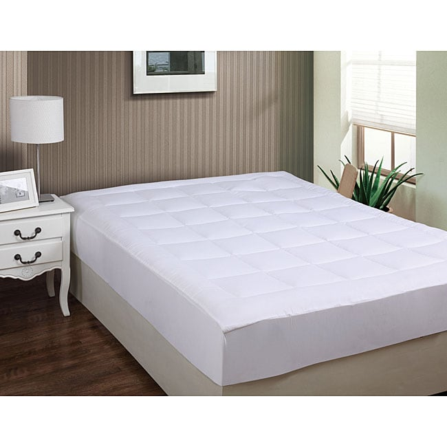 highloft topper product overstock cid supreme inch solutions slumber com foam memory mattress pin