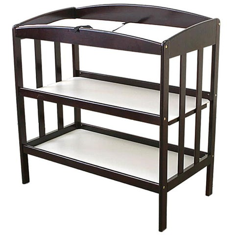 Cherry Wooden Changing Table