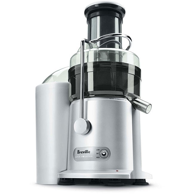 Breville JE98XL Dual Speed Juice Fountain Plus Juicer