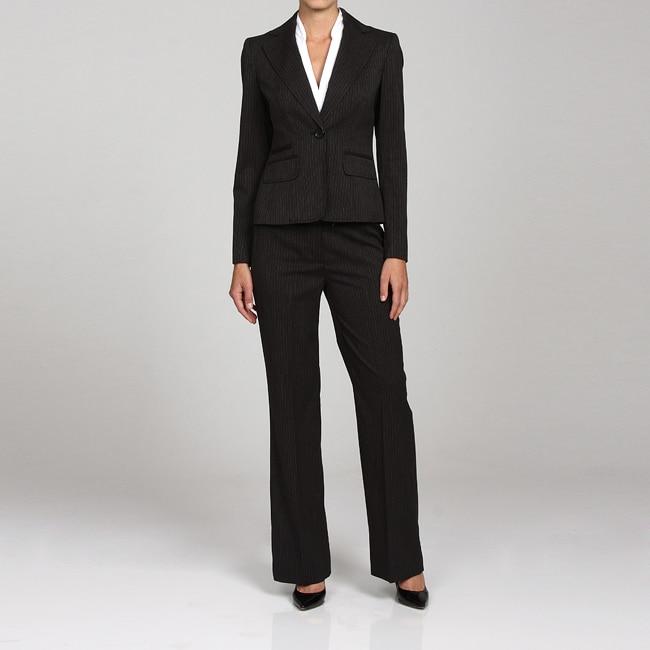 Nine West Women's 3-piece Corset-style Pant Suit