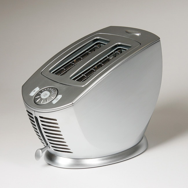 Jenn Air Attrezzi Stainless Steel Toaster Free Shipping