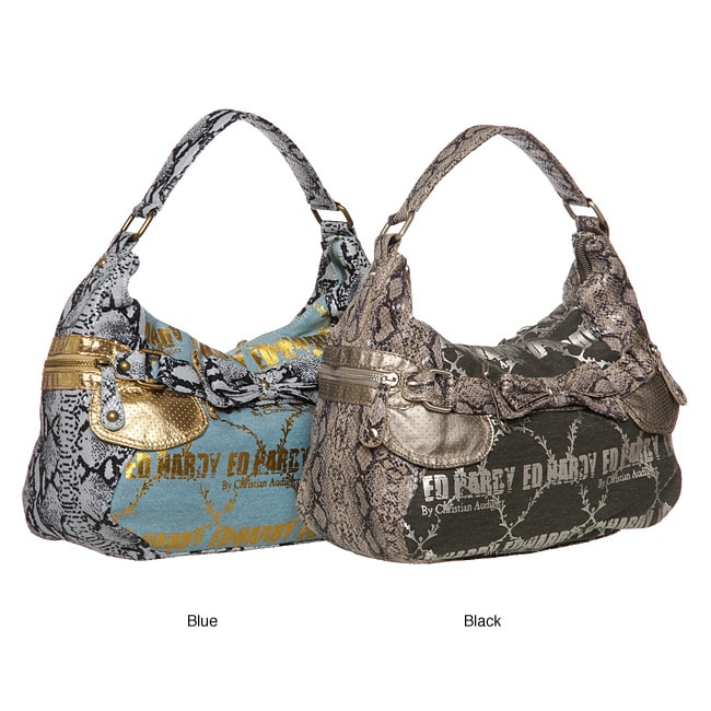 b7fe26358c Shop Ed Hardy by Christian Audigier  Venus  Shoulder Handbag - Free  Shipping Today - Overstock - 5106607