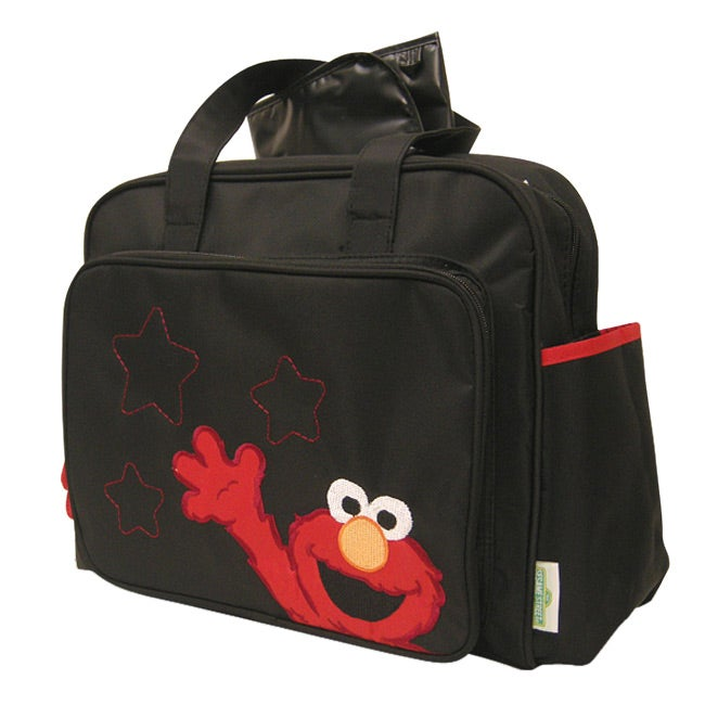Sesame Street Elmo Diaper Bag