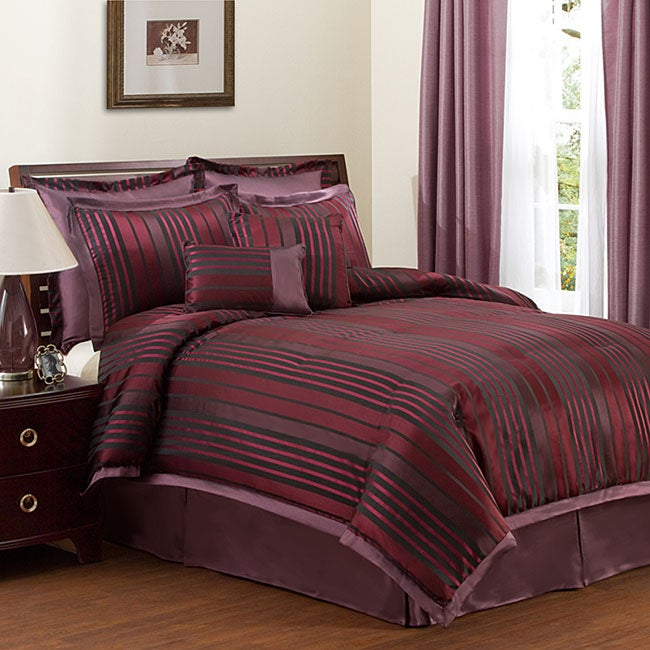 Lush Decor Twilight 8-piece Comforter Set