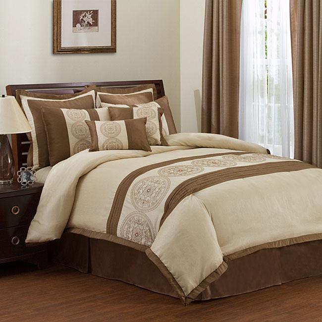 Lush Decor Renee 8-piece Comforter Set