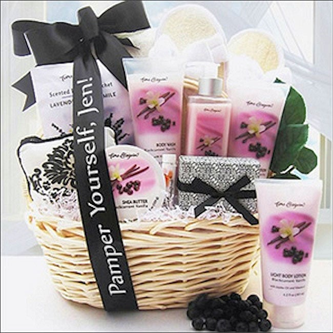 Pamper Yourself Gift Basket - Thumbnail 0